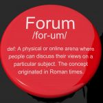 Forum Access Required